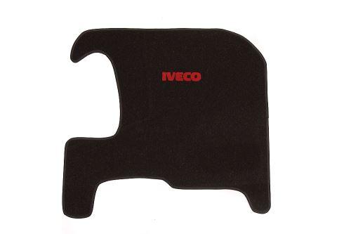 Středový koberec Iveco Stralis do 2013, úzká kab., manual, červený