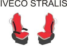 Autopotahy Iveco Stralis, Eurocargo od 2008, červené