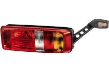 Koncový svetlomet KRONE EasyConn I. + pozičné svetlo LED, pravé