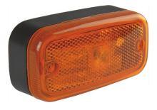 Poziční světlo žárovkové DAF, Renault, oranžové