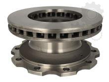 Brzdový kotúč BPW 377x169,5mm, 10 dier