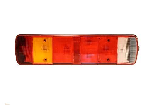 Koncový světlomet Scania - boční vývod 5+1, levý