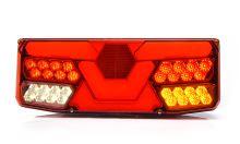 Koncový svetlomet združený LED, 12 / 24V, pravý