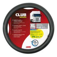 Potah volantu Lampa Club 49-51 cm, černý
