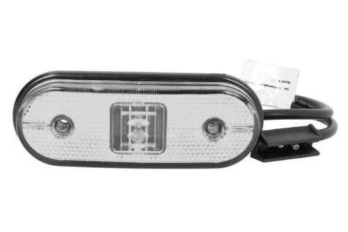 Poziční světlo LED Uni-Point, bílé