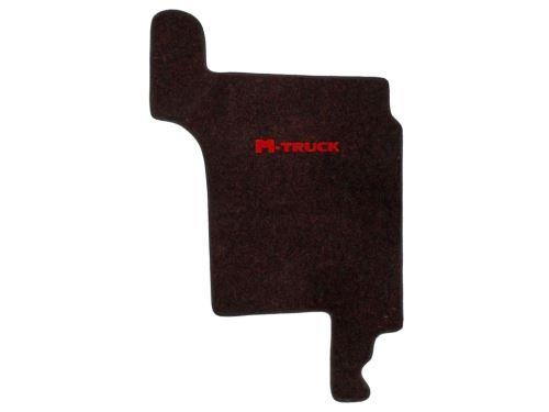 Středový koberec MAN TGX, manual, červený
