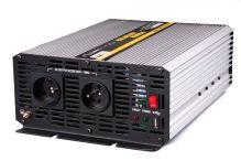 Měnič 24V/230V AC 2000W trvale