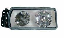 Hlavný svetlomet Iveco Stralis / Eurocargo do 2007 s el. motorkom, ľavý