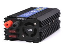 Měnič napětí z 24V na 230V, 300W, USB