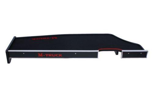 Polička dlouhá se šuplíkem MB Actros MP2/ MP3, červená