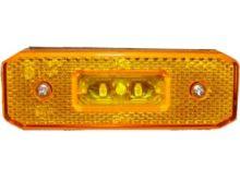 Pozičné svetlo LED, oranžový