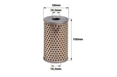 Filter riadenie MB Actros MP4