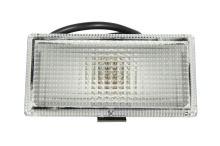 Poziční světlo do clony Volvo FM-1, žárovkové, čiré