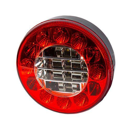 Kulatý mlhový-couvací LED světlomet Luminex