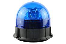 Modrý maják LED Luminex, magnetický