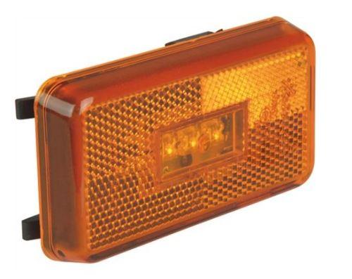 Poziční světlo boční LED se zásuvkou Scania