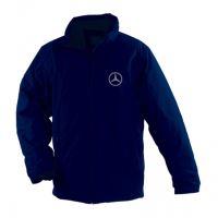Zimní bunda MERCEDES, modrá