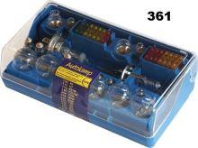 krabička H1+H7 24V univerzální