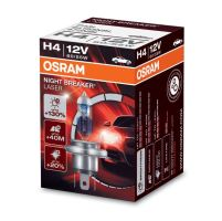 Žárovka H4, 12V, OSRAM Night Breaker LASER +130%