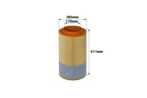 Vzduchový filtr MAN TGA/TGS/TGX