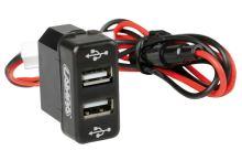 Vestavná USB zásuvka pro MAN