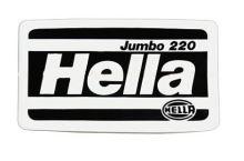 Kryt přídavného světlometu HELLA Jumbo 220, obdélník