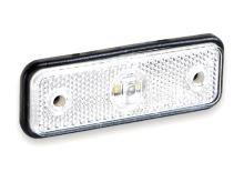 Pozičné svetlo FT-4 LED 12 + 24V biele