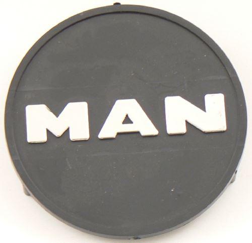 Logo pokrievka malé MAN