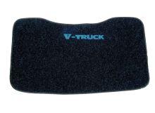 Středový koberec Volvo FH od 2013, automat, modrý