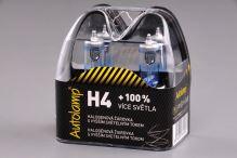 H4 24V 75 / 70W PX26d + 100%, krabička 2ks