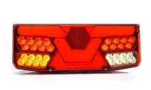 Koncový svetlomet združený LED, 12 / 24V, ľavý