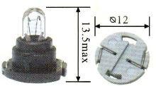 Žiarovka tachografu T5 24V 1,2W