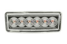 Boční LED blikač Scania do schůdku levý/pravý