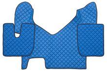 Kožené koberce Iveco Stralis Hi-Way, automat, modré