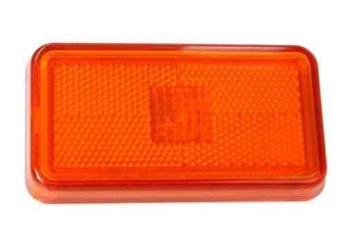 Boční odrazka Scania - oranžová