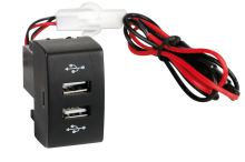 Vestavná USB zásuvka pro Iveco