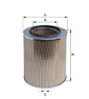 Vzduchový filter Iveco Eurocargo