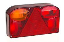 Koncový svetlomet pre vozík žiarovka, ľavý