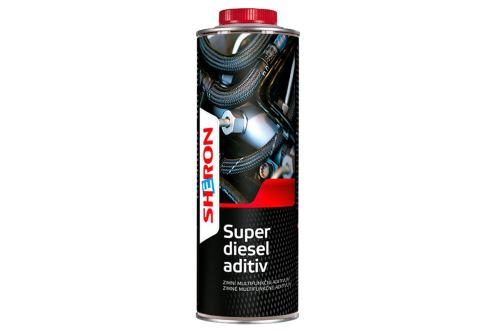 SHERON Super Diesel aditiv 1l