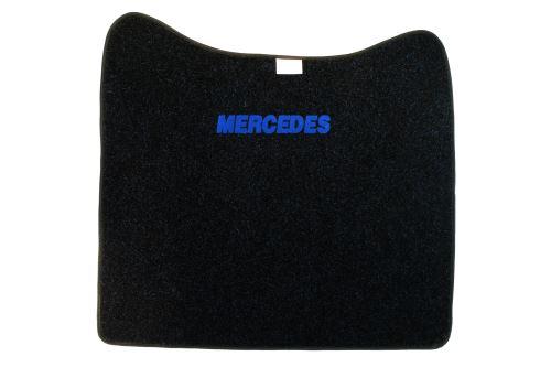 Středový koberec MB Actros MPII, modrý