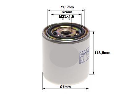Olejový filtr převodovky