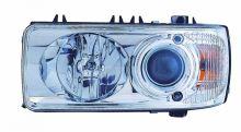 Hlavní světlomet DAF xenon levý