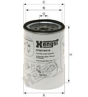 Palivový filtr Iveco Stralis