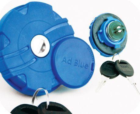 Víčko nádrže AD Blue MAN/MB/DAF - 40mm