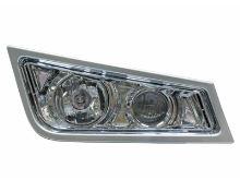 Hmlový svetlomet s bočným prisvietením Volvo FH3, pravý