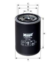 Olejový filter Hengst H300W06