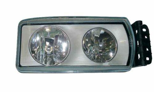 Hlavní světlomet Iveco Stralis, Eurocargo 2004-2007 bez motorku, levý