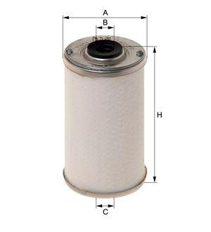 Palivový filtr HENGST E5KFR2D12