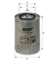 Palivový filtr Iveco 2995711 (H201WDK)
