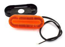 Poziční světlo Fristom FT-070 LED oranžové